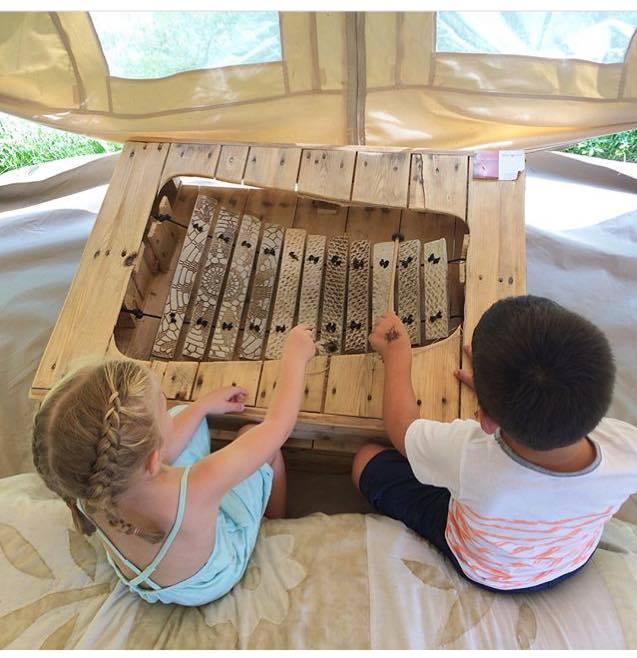 L'Arbre à Fil - Instruments de Musique